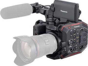 Rentals: Panasonic Eva1