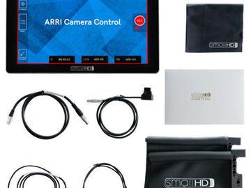 Rentals: SmallHD Cine7 ARRI Control Kit