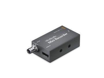 Rentals: UltraStudio Mini Recorder - Blackmagic Design