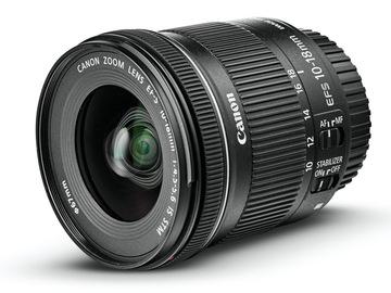 Rentals: Canon EF-S 10-18mm f/4.5-5.6 STM Lens