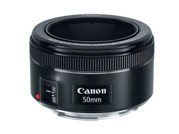Rentals: Canon EF 50mm f/1.8 STM Lens
