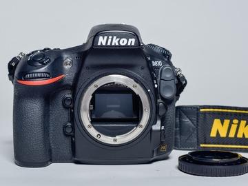 Rentals: Nikon D810 Body