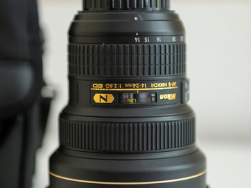 Rentals: AF-S Nikkor 14-24mm 1:2.8 G ED