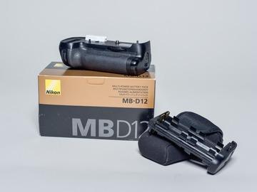 Rentals: Nikon MB-D12 Battery Pack