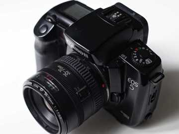 Rentals: Canon EOS 5 Camera with 35-70mm f3.5 - 4.5 Lens