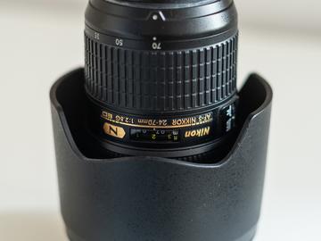 Rentals: AF-S Nikkor 24-70mm 1:2.8G ED