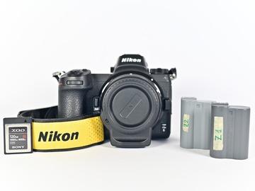 Rentals: Nikon Z6 + FTZ Adapter