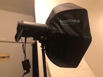 Rentals: Broncolor siros 800