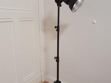 Rentals: Godox SL60W LED light + 60x90cm softbox + tripod
