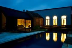 Studio/Spaces: Anwesen im Weinviertel, Kultursalon/Wohnhaus mit Pool, Garten