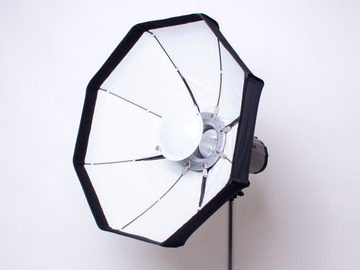 Rentals: Beauty Dish – Collapsable, 70cm with Diffusion