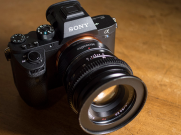 Rentals: Sony A7sii (Body Only)