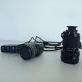 Rentals: CINEMATOGRAPHER KIT Pentax Light meter + View finder