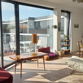 Studio/Spaces: Penthouse - 6th floor with balcony