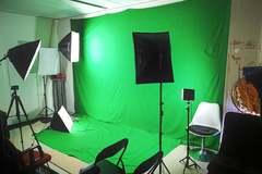 Studio/Spaces: Studio Cinema/photo Open-space
