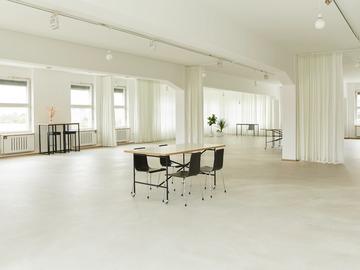 Studio/Spaces: Spacious Loft in Berlin-Neukölln