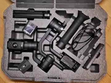 Sell: DJI Ronin S with Tilta Nucleus Follow Focus & Dual Handle set up