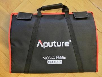 Sell: Aputure Nova P300c Softbox (never used)