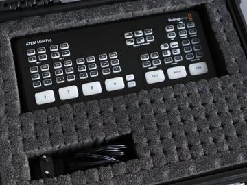 Rentals: Blackmagic ATEM Mini Pro